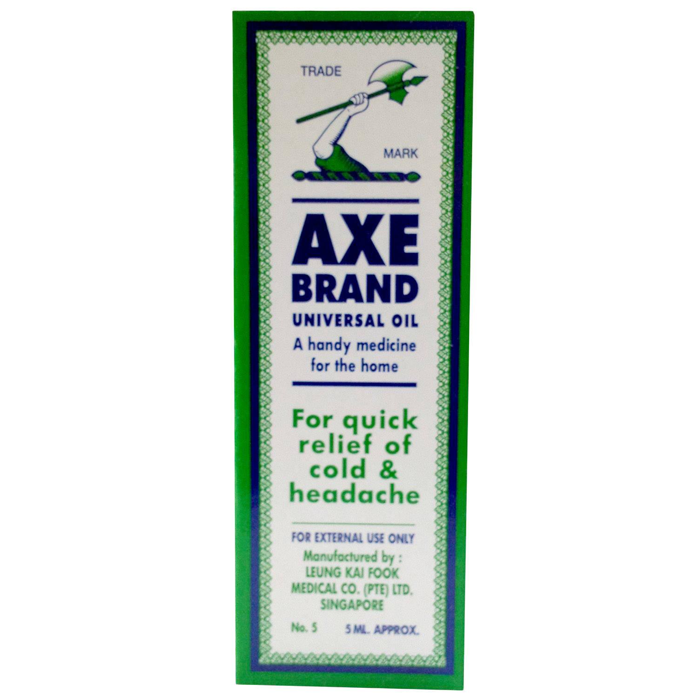 Axe Brand Universal Oil, 5 ml, Pack of 1