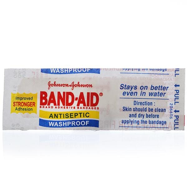 Johnson & Johnson Band-Aid, 1 Count, Pack of 1