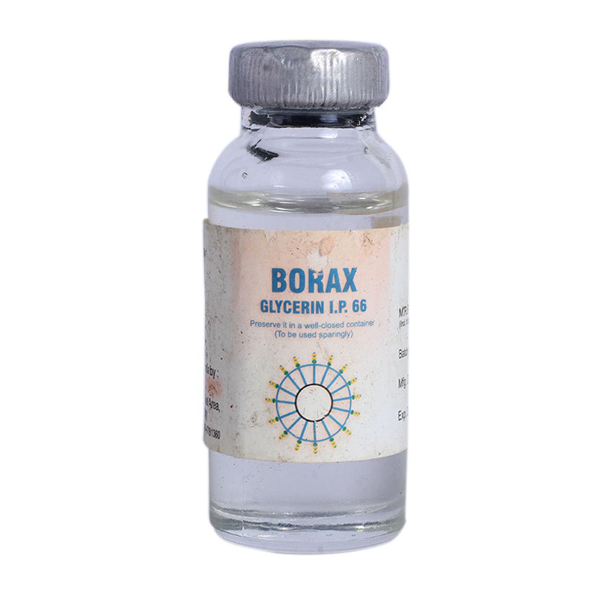 Borax Glycerin 50gm, Pack of 1