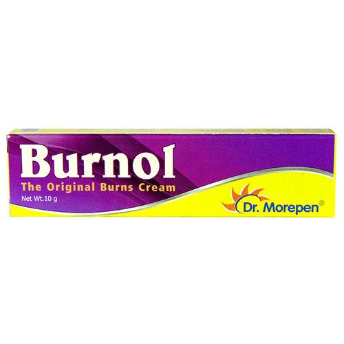 Dr. Morepen Burnol Cream, 10 gm, Pack of 1