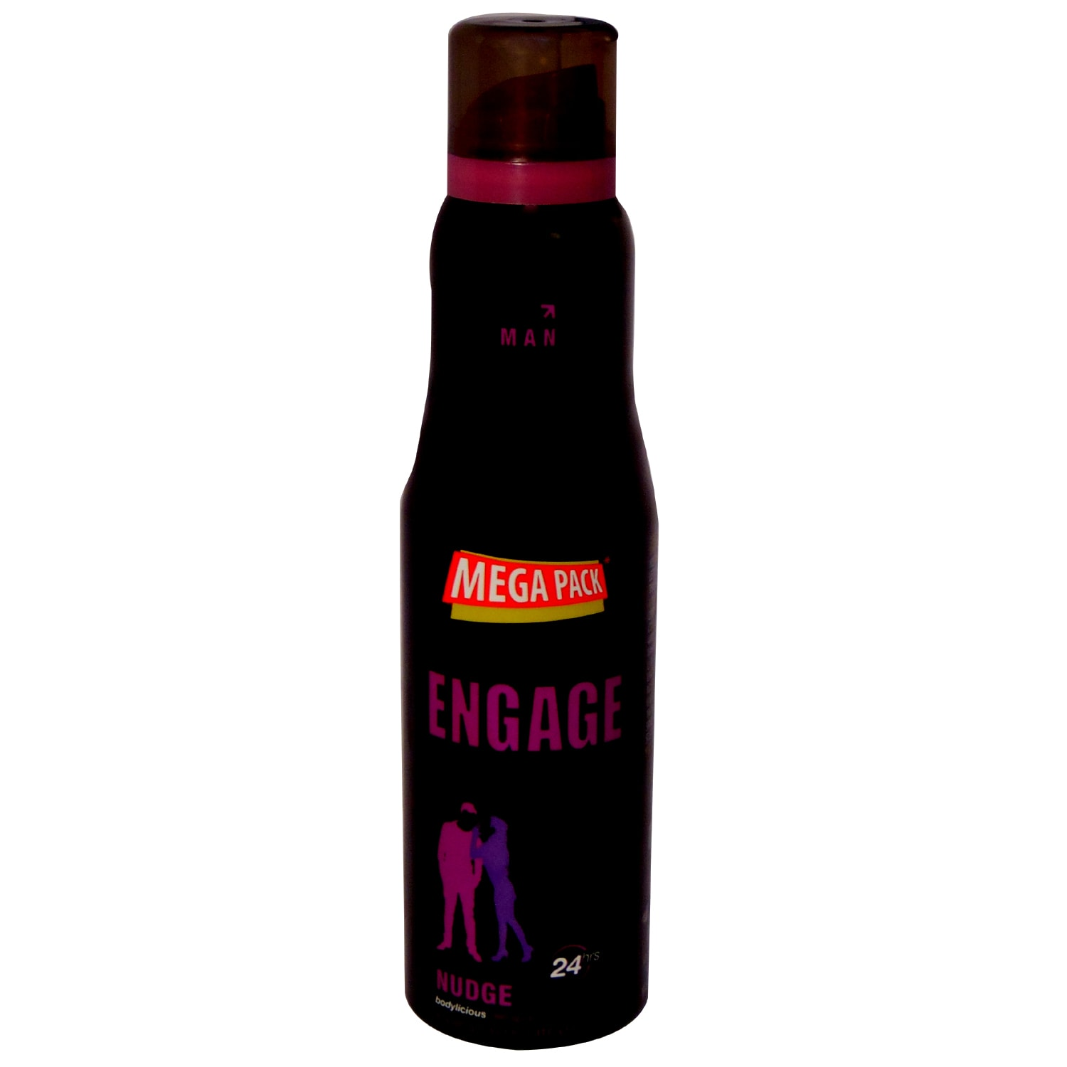 Engage Nudge Deodorant Body Spray For Men, 220 ml, Pack of 1