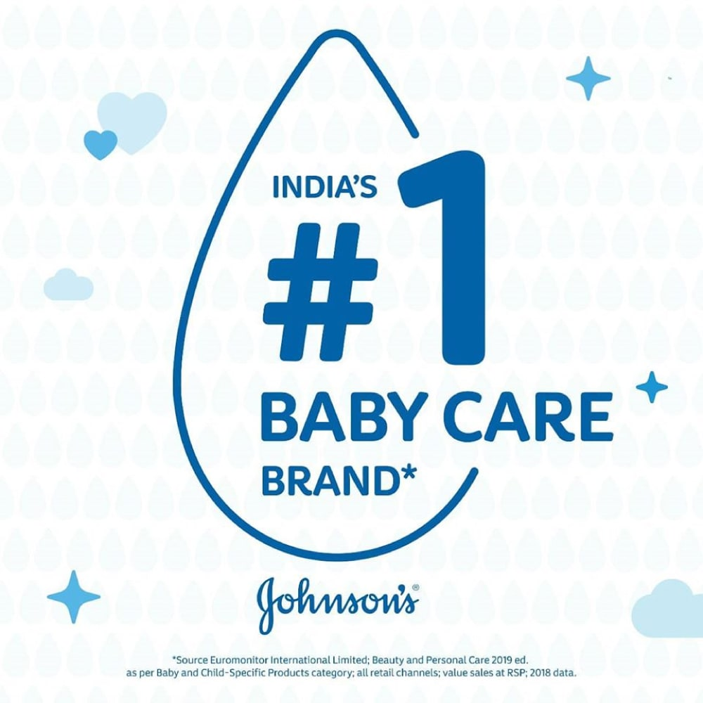 Johnson's Baby Lotion, 200 ml, Pack of 1