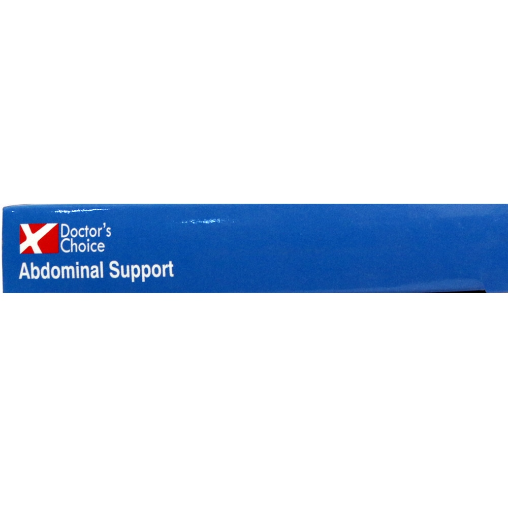 Doctor's Choice Abdominal Support Large, 1 Count, Pack of 1