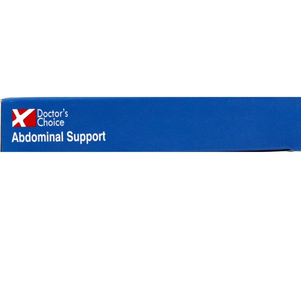 Doctor's Choice Abdominal Support XL, 1 Count, Pack of 1