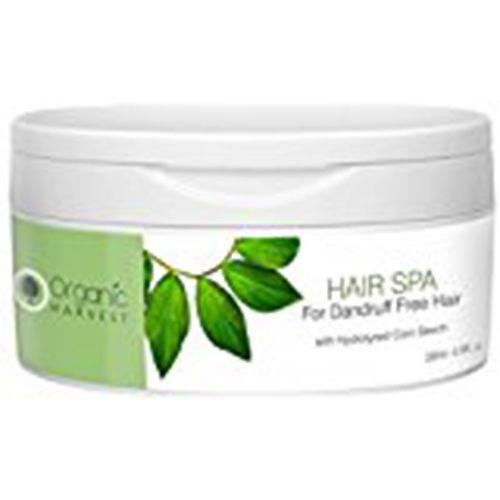 Organic Harvest Hair Spa Dandruff Free Hair Cream, 200 gm, Pack of 1