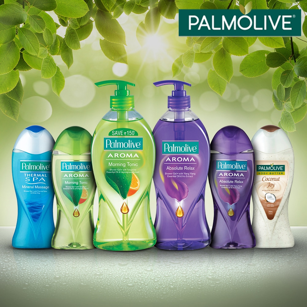Palmolive Aroma Relaxing Shower Gel, 250 ml, Pack of 1
