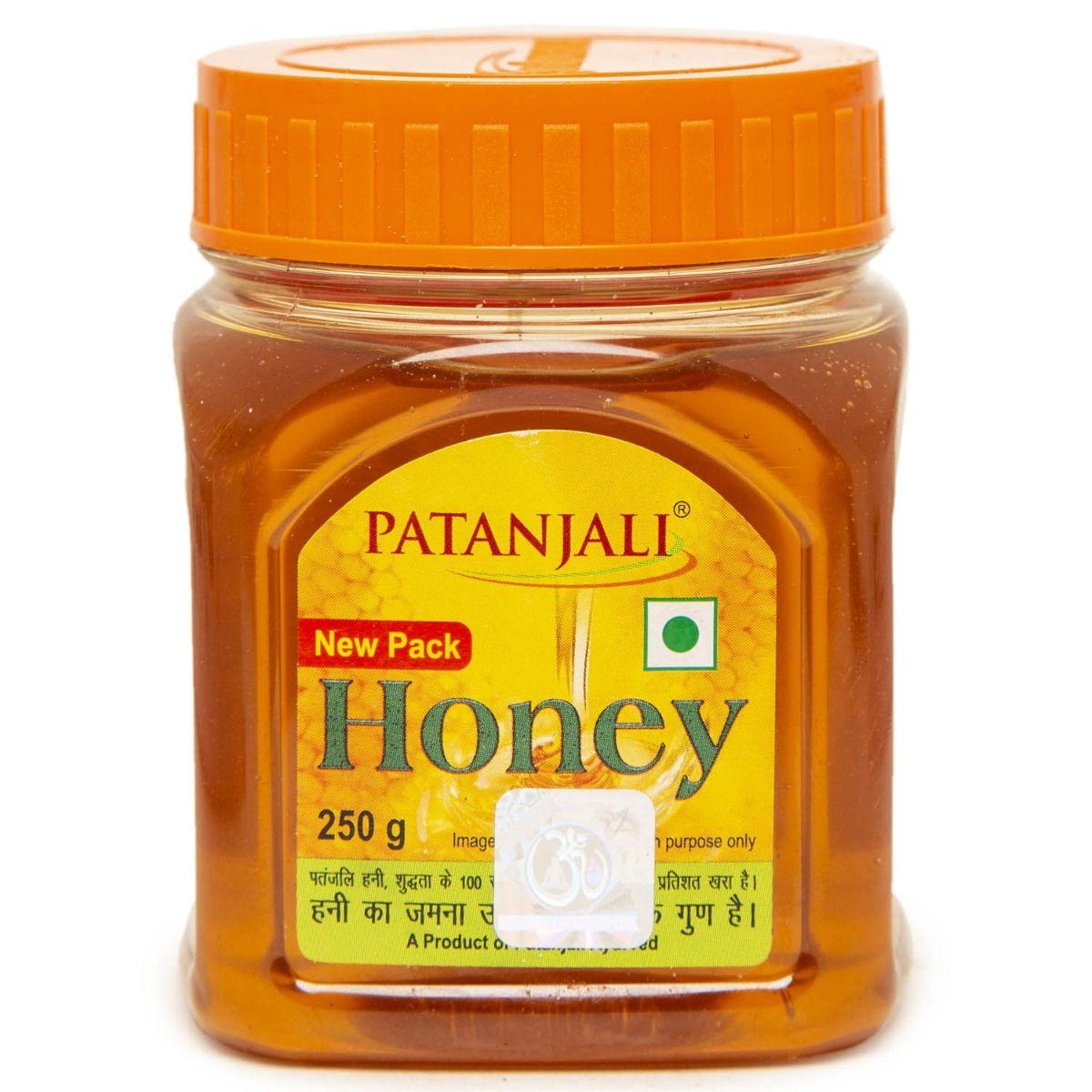 Patanjali Honey, 250 gm, Pack of 1