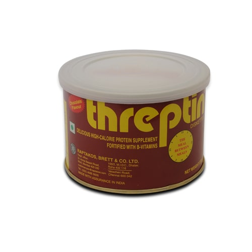Threptin Chocolate Flavoured Diskettes, 275 gm, Pack of 1