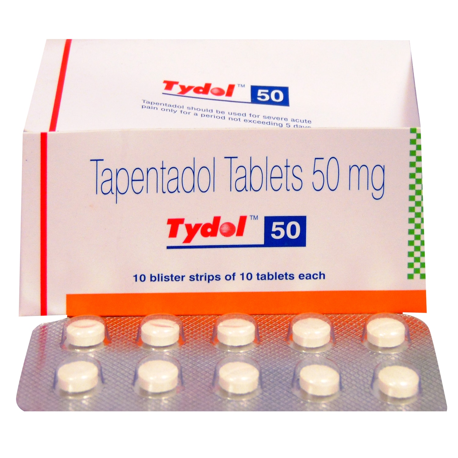 TYDOL 50MG TABLET Price, Uses, Side Effects, Composition - Apollo Pharmacy