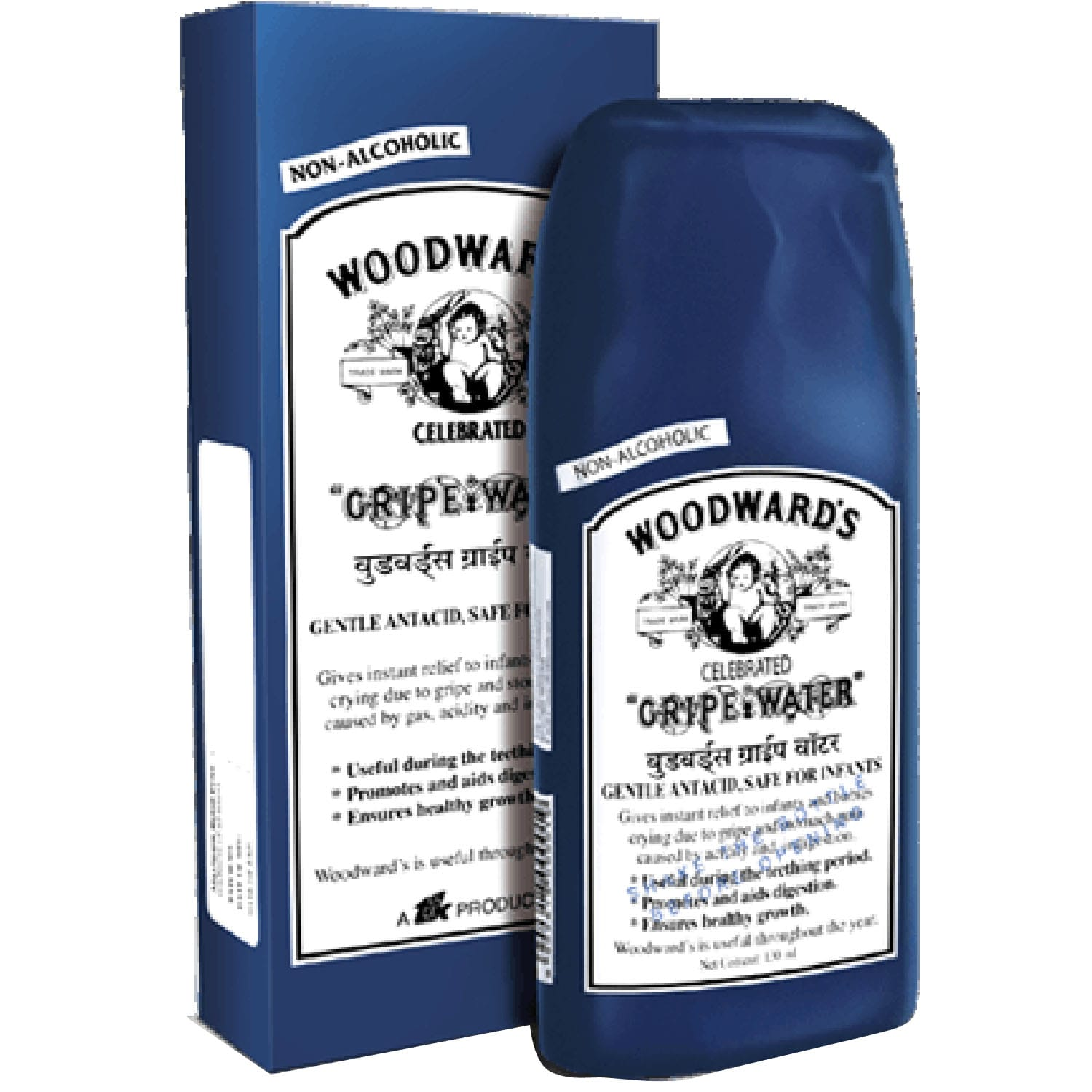 Woodwards Gripe Water, 200 ml, Pack of 1
