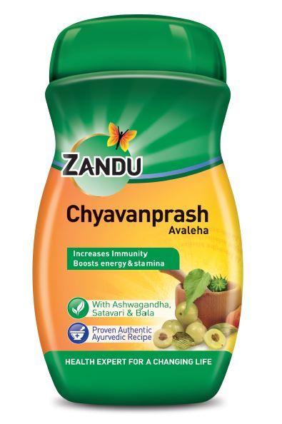Zandu Chyavanprash Avaleha, 450 gm, Pack of 1